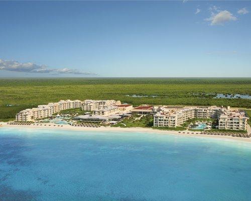 Now Jade Riviera Cancun By Uvc-4 Nights